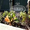 Captain's Quarters Townhouses Herb Garden