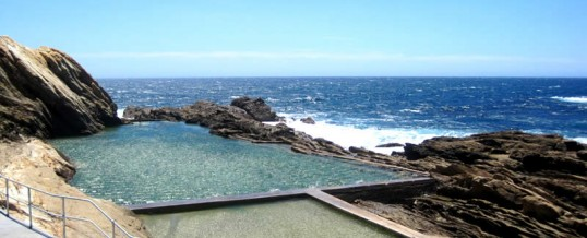 Bermagui's Blue Pool – ocean baths